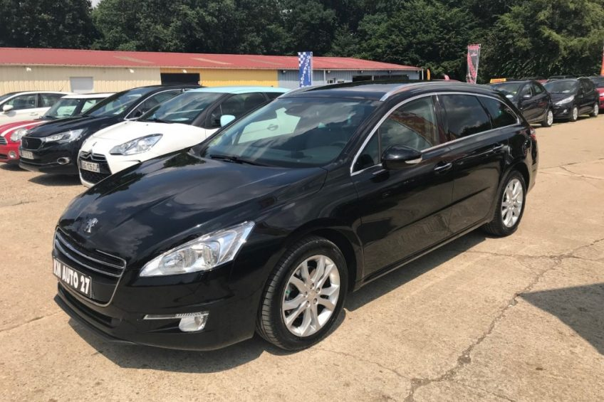 voiture peugeot 508 sw 2 0 hdi 163ch fap bvm6 allure occasion diesel 2012 131145 km 8990. Black Bedroom Furniture Sets. Home Design Ideas