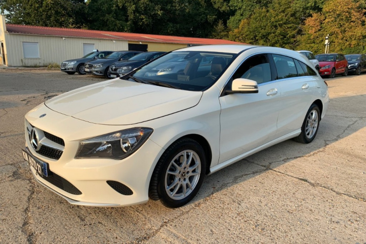 MERCEDES CLASSE CLA SHOOTING BRAKE BUSINESS